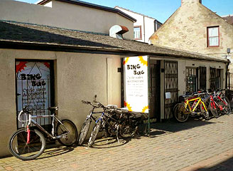Bikebug shop